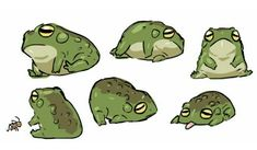 57 ideas for cute animal art sketches design reference Pretty Art, Cute Art, Animal Drawings, Cute Drawings, Vexx Art, Frog Drawing, Frog Art, Illustration Art, Illustrations