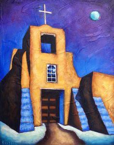 "Bobby Lee Krajnik | ""Moonligt on San Miguel"" 