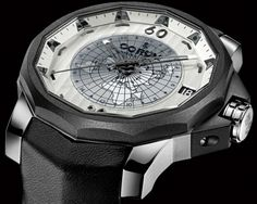 #Corum Admiral's Cup Challenger 48 Day & Night #Watch is sporty yet incredibly elegant and masculine.