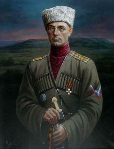 Michael Drozdowski. General of the White Army.