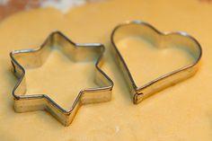 Baking Of: Die Plätzchen für unsere Weihnachtskarte 2012