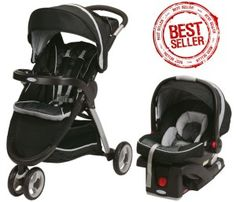 Graco-FastAction-Fold-Sport-Click-Connect-Gotham-Travel-System-2