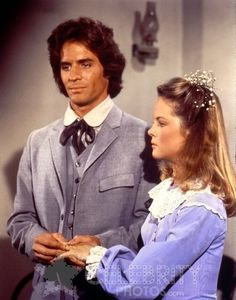 Adam and Mary's wedding (Little House on the Prairie)   Did you know that less than 3% of this show is actually fact?