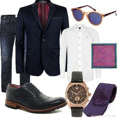 Summer Suave | Men's Outfit | ASOS Fashion Finder