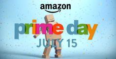 ¿Black Friday? ¡No, mejor! Es Amazon Prime Day #YaPonteTecnológica