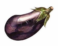 Eggplant by Alicia Severson