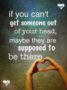 if you cant get someone out of your head love love quotes relationships cute quote couple heart hands love quote true love
