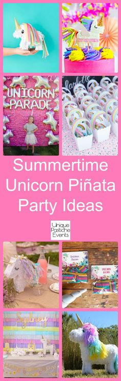 Summertime Unicorn P