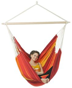 AMAZONAS hammocks, hanging chairs and baby carrier - Hanging chairs - Brasil Gigante lava