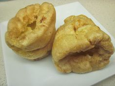 Paleo Granny: Paleo Yorkshire Pudding