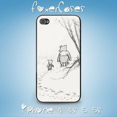 Winnie The Pooh Bear Concept Art Artwork Case Cover by Foxercases