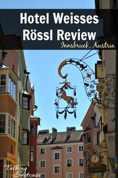Don't miss our Hotel Weisses Rössl Innsbruck Review with our experience and pictures. Have you talked a holiday at the White Horse Inn in Austria? Travel With Kids, Family Travel, Travel Expert, Travel Tips, Bucket List Family, European Holidays, Austria Travel, Countries To Visit, Innsbruck