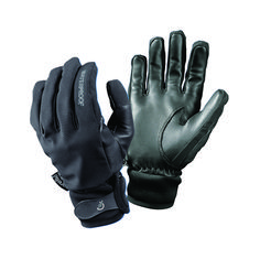 Winter riding gloves  Designed specifically for equestrian use, these are thin, lightweight fully waterproof, breathable riding gloves with fine sheepskin leather palms and finger reinforcements.  Thin lightweight construction  100% waterproof, breathable and windproof  Sheepskin leather for comfort, grip and control  Hardwearing finger reinforcements for reins