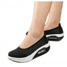 Brand Name: NAUSKUpper Material: Mesh (Air mesh)Flats Type: BasicOccasion: CasualPattern Type: SolidClosure Type: Slip-OnToe Shape: Round ToeOutsole Material: RubberModel Number: Spring/AutumnInsole Material: LatexLining Material: Cot. Narrow Shoes, Nursing Shoes, Kinds Of Shoes, Buy Shoes, Low Heels, Leather Shoes, Casual Shoes, Loafer Flats, Pumps