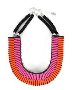 want to try and make something like this... love the red orange and pink combo
