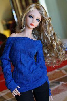 bjd dolls, uau! ela é 100% perfeita *0*