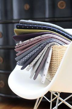 France Duval-Stalla : une créatrice de très beaux tissus que j'utilise pour mes créations.
