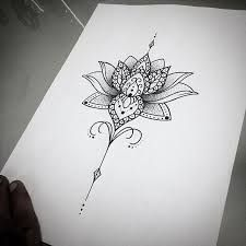 Image result for mandala tattoos for women on back