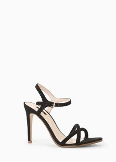 SPECIAL SIZES - Criss-cross straps sandals