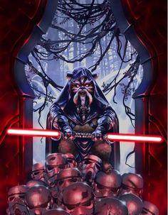 Sith Ewok.