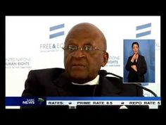LGBT Discrimination is as unjust as Apartheid/racism - YouTube