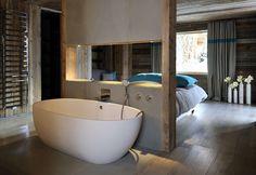 Luxury chalet Meribel-001 - French Alps - France - Kings Avenue