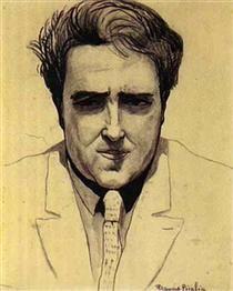 Self-Portrait, Франсис Пикабиа