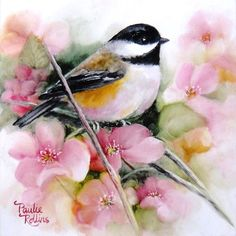 Blossom Bird by Paulie Rollins