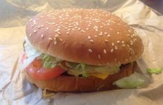 REVIEW: Burger King Four Cheese Whopper | The Impulsive Buy