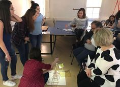 Faculty and students collaborate on redesign proposals for LAU's Early Childhood Center. Over twenty education, and architecture and design students team up in an innovative inter-school course to conceptualize a redesign of the Early Childhood Center's outdoor space.