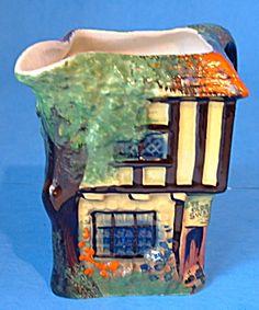 Royal Winton Grimwades Ye Olde Inne Creamer Cottageware (Image1)