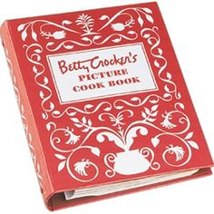 First published in 1950, Betty Crocker's Picture Cook Book became the cookbook that shaped cooking for generations making Betty Crocker the most trusted friend in the kitchen.   $29.95
