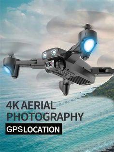 Remote Control Drone, App Remote, App Control, Wi Fi, Flight Speed, Drone With Hd Camera, Camera Lens, Photo Record, Fotografia