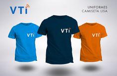 Uniformes - VTI (2016)