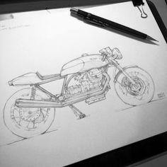 Moto Guzzi Sketch