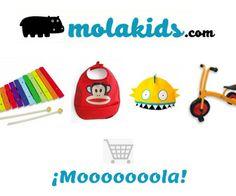 molakids.com - La tienda online de las cosas molonas para bebés, niños, mamás y papás