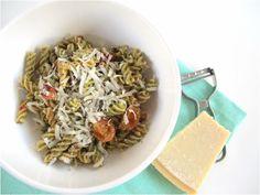 Broccoli pesto with mint