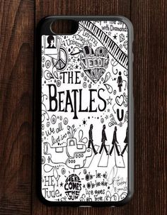 The Beatles The Beatles Quotes iPhone 6 | 6S Case