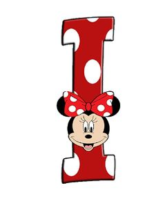 Arte Do Mickey Mouse, Mickey Mouse Letters, Minnie Mouse Party, Mouse Parties, Disney Letters, Disney Diy, Minnie Mouse Background, Typography Wallpaper, Minnie Png