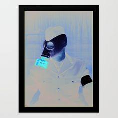 armist+Art+Print+by+Steffen+Glaeser+-+$20.00
