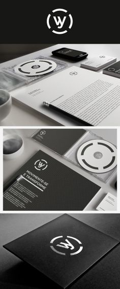 identity / wesley | #stationary #corporate #design #corporatedesign #identity #branding #marketing