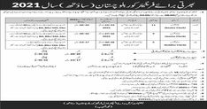 Pakistan Army Frontier Corps FC Balochistan Jobs July 2021 Latest Advertisement. The post Pakistan Army Frontier Corps FC Balochistan Jobs July 2021 Latest appeared first on Filectory Last Date, One Job, Job S, Core, Job Advertisement, Advertising, How To Apply, Bachelor Master, Government Jobs In Pakistan