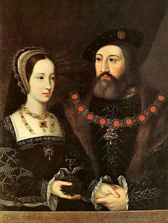 Anne Boleyn y Enrique Vlll