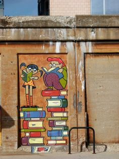 Street art in Chicago