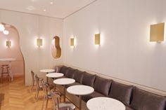 mathieu lehanneur noglu cafe paris no gluten designboom