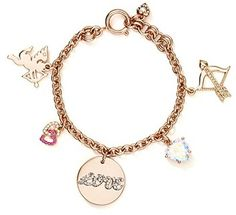 Valentines Day Charm Bracelet by Juicy Couture
