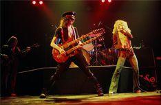 Jimmy Page y Robert Plant.   #LedZeppelin