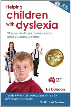Helping Children With Dyslexia. See our 12 Fonts for Dyslexia at http://tpt-fonts4teachers.blogspot.com/2013/09/dyslexia-fonts-easy-read-easy-write.html
