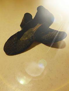 Kahvakuula kainalossa: Bernie Mev - keveät ballerinat (sisältää messulipp...