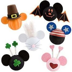 Disney car antenna toppers